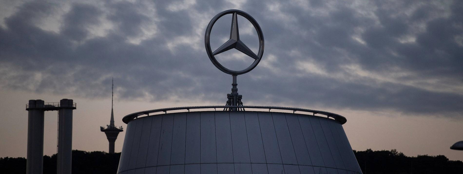 Daimler-Konzern macht Milliardenverlust