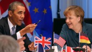 Aus G8 wird G7