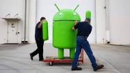 Google wird 60 Milliarden Euro wertvoller