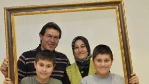 Stipendium für die ganze Familie