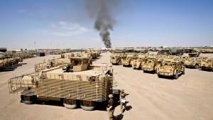 Britische Armee hält 90 Gefangene ohne Anklage fest
