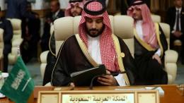 Ermittlung gegen Kronprinz bin Salman