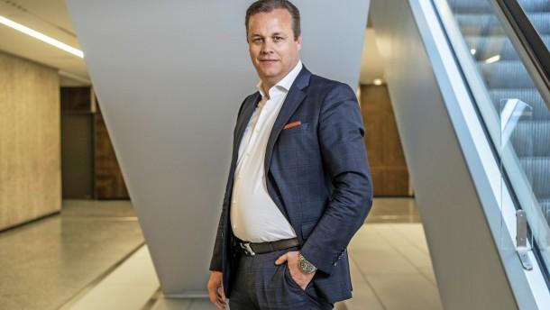 Dieser Mann soll Deutschlands letzten Warenhauskonzern retten