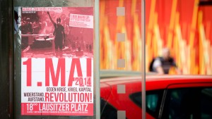Hoffnung auf friedliche Proteste in Hamburg und Berlin