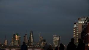 Brexit bremst britische Konjunktur rapide ab