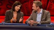 Grünen-Chefin Katrin Göring-Eckardt und FDP-Chef Christian Lindner