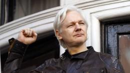 Assange erhält ecuadorianische Ausweisnummer