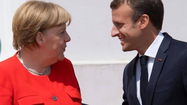 Le Maire:  Wir können nicht länger auf Deutschland warten