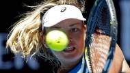 Kerber-Bezwingerin Vandeweghe gewinnt Viertelfinale