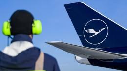 Lufthansa verzeichnet deutliche Verluste