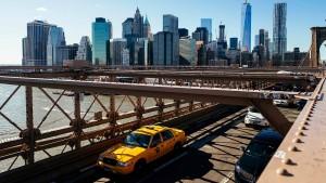 Der Klimawandel wird die New Yorker ins Schwitzen bringen