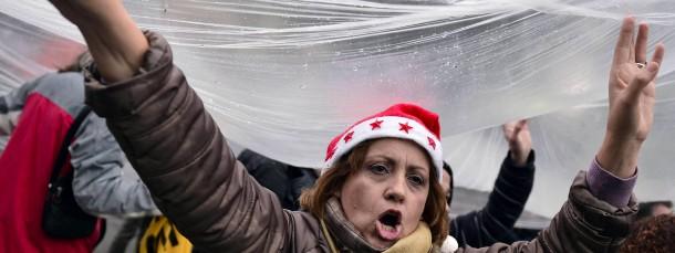 Gefahr für die Konjunktur: Europagegnerin in Athen