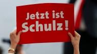 SPD-Kanzlerkandidat Schulz in Vilshofen