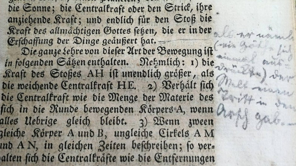 Goethe war gut: Die hier von Arthur Schopenhauer überlieferte aftertheologische Bemerkung ist dem braven Eckermann entgangen.