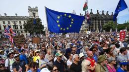 Superdry-Gründer spendet 1 Million Pfund für zweites Brexit-Referendum