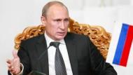 Putin: Lösung für die Ukraine bis Freitag möglich