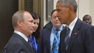 Funkstille zwischen Russland und Amerika