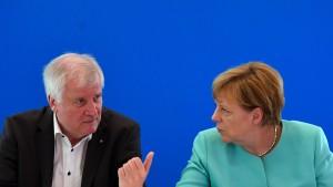 Auch Deutschland ist ins Mark getroffen