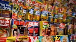 Zu viele Hefte für die Jugend