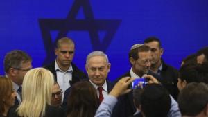 Netanjahus schlimmer Abend