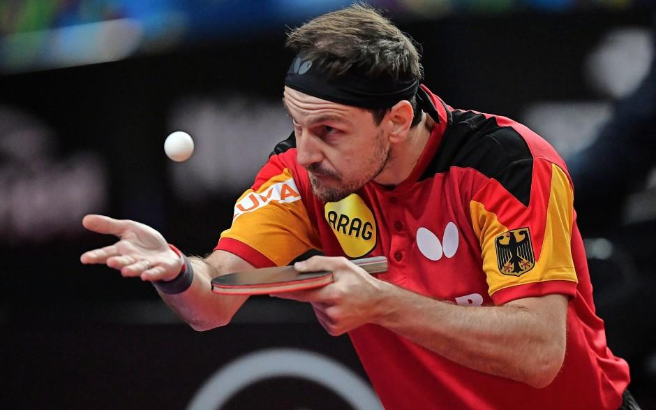 Tischtennis: Timo Boll, 40 Jahre