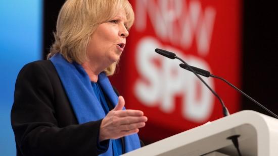SPD setzt in NRW auf Kraft und Schulz