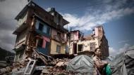 Warum es Erdbeben gibt