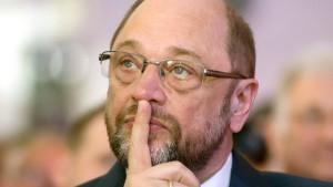 """Schulz nennt AfD-Aufruf """"abscheulich"""""""