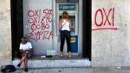Humanitäre Hilfen sind für Griechen ein Affront