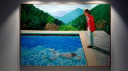 Rekordpreis für Hockney-Bild