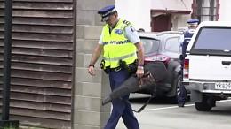Neuseeland kauft halbautomatische Waffen zurück
