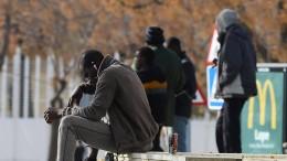 Nach Spanien kommen kaum noch Migranten