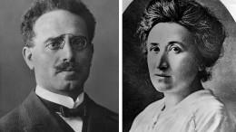 Mörder von Luxemburg und Liebknecht verurteilt