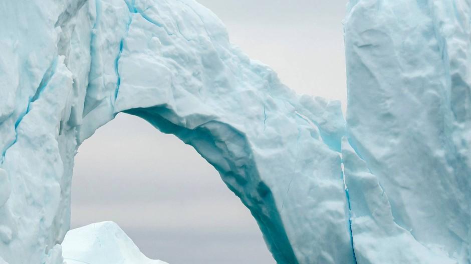 Eisberg in der grönländischen Disko-Bucht
