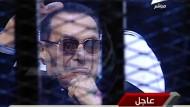 Gericht stellt Verfahren gegen Mubarak ein