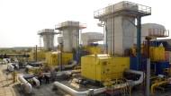 Annäherung im Gaskonflikt