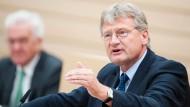 """Führt die Fraktion der """"Alternative für Baden-Württemberg"""" im Landtag: Jörg Meuthen"""
