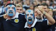 Schottland auf Unabhängigkeits-Kurs