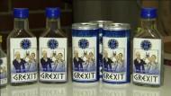 Griechische Schuldenkrise inspiriert Schnaps-Erfinder