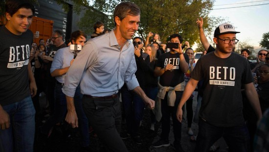 Hoffnungsträger der Demokraten in Texas