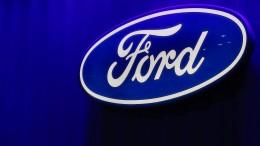 Justiz ermittelt gegen Ford wegen Abgaswerten