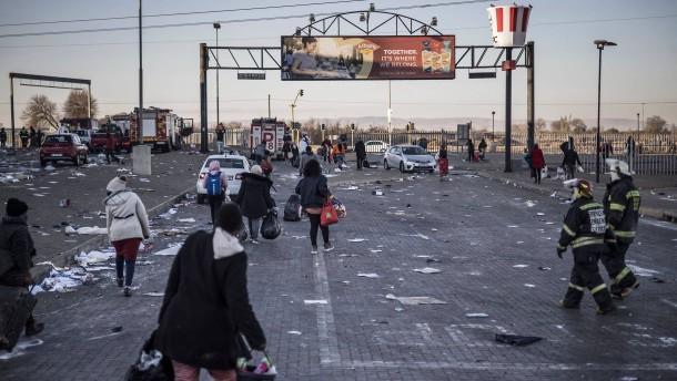 Regierung mobilisiert alle verfügbaren Reservisten gegen die Gewalt