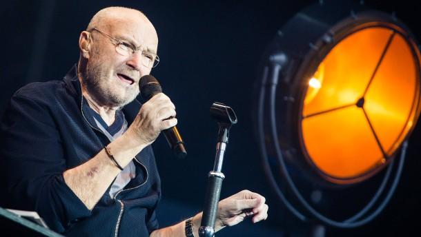 Phil Collins will Trump Nutzung seines Hits verbieten