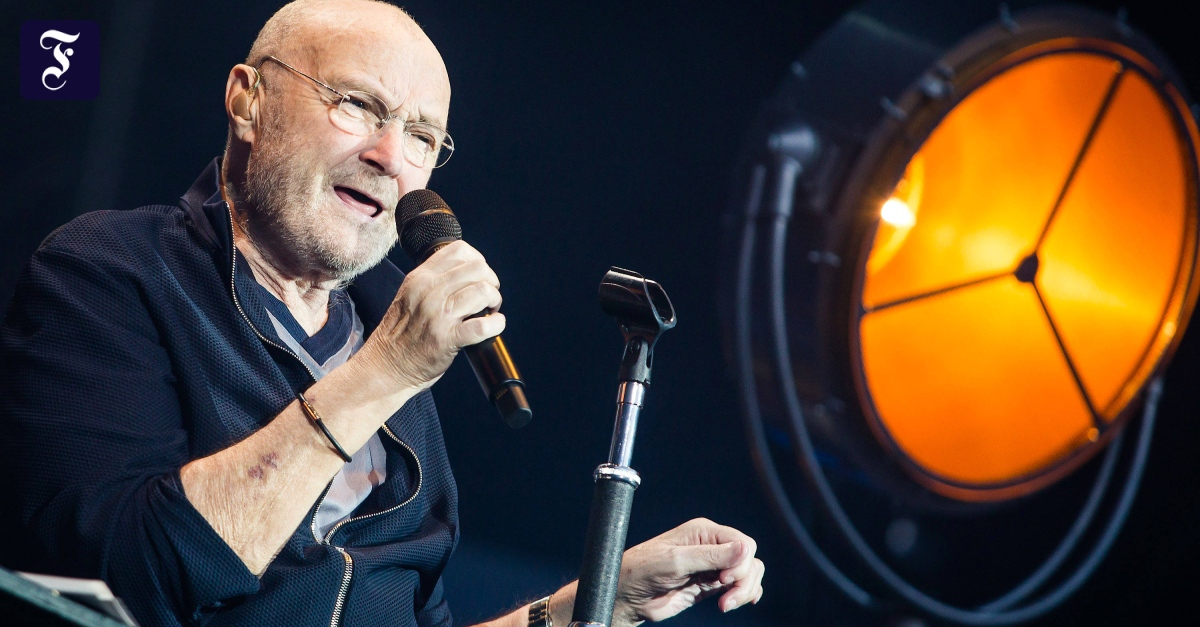 Phil Collins Issues Donald Trump's Campaign A Cease and Desist Order