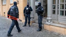 Razzia gegen Clankriminalität mit Hunderten Polizisten