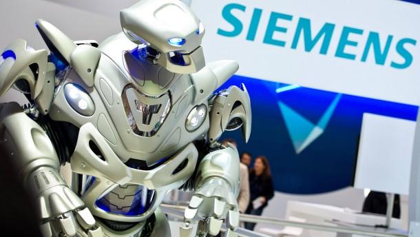 Siemens zieht sich von Londoner und Schweizer Börse zurück