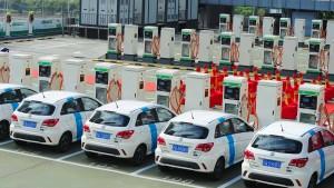 Wenn Millionen Autos Strom tanken