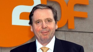Heute Journal-Moderator Eberhard Piltz ist tot
