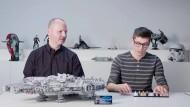 Der Star-Wars-Millenium-Falke