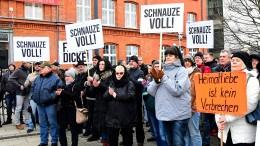 Wieder Konflikte zwischen Deutschen und Ausländern in Cottbus
